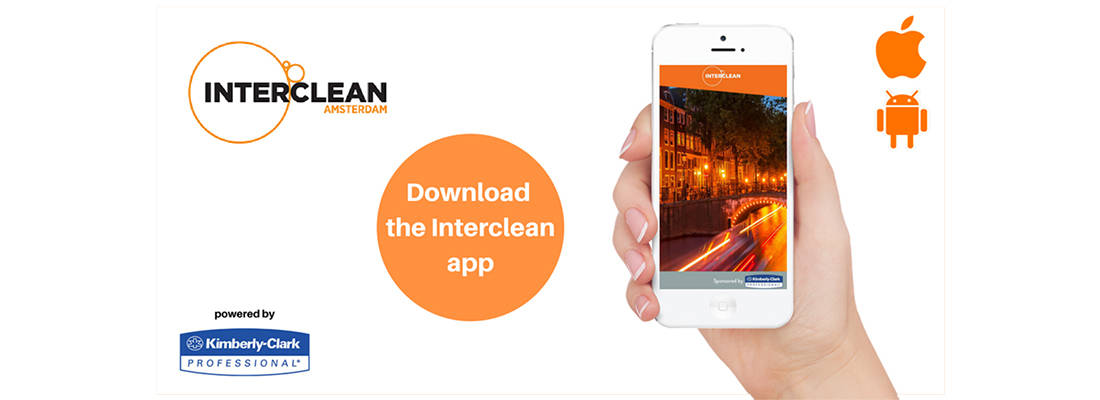 Three reasons you need to download the Interclean show app
