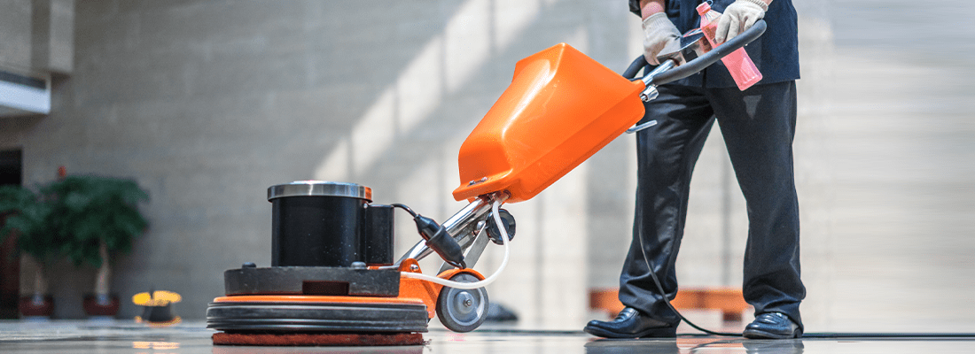 What is cleaning equipment and what are their uses?