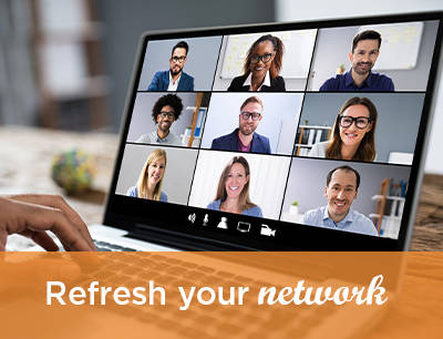 Refresh your network